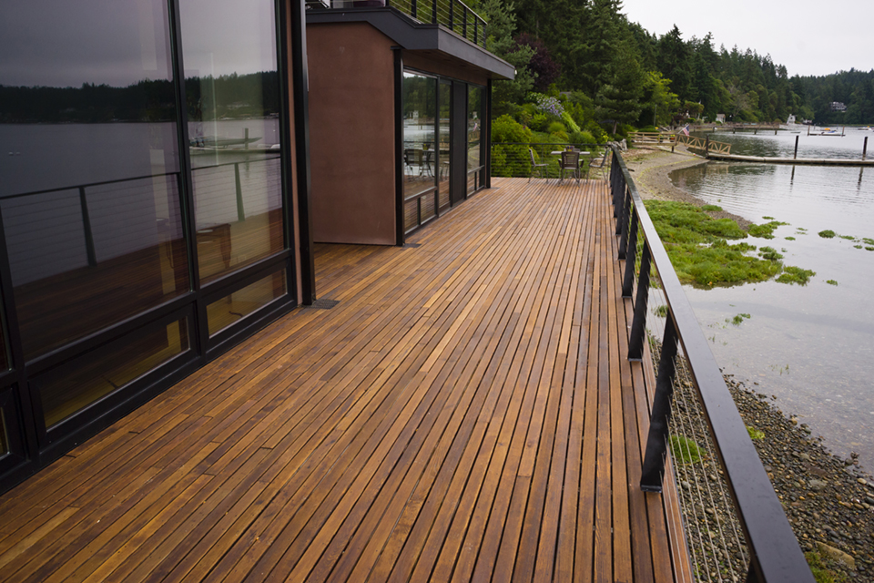 Western Red Cedar | Channel Ex
